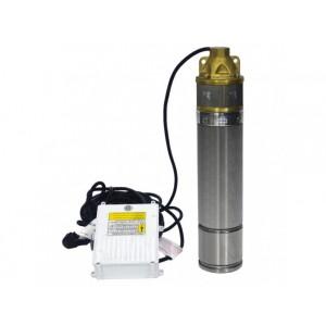 Pompă submersibilă, ROTAKT 4SKM-100, 0.75 kW, 40 l/min, H 55 m