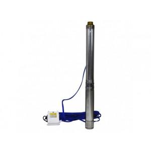 Pompă submersibilă, multietajată, ROTAKT 4STM6-19, 2.2 kW, 100 l/min, H 135 m