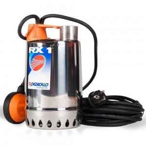 Pompa submersibila apa curata Pedrollo RX 1 trifazata
