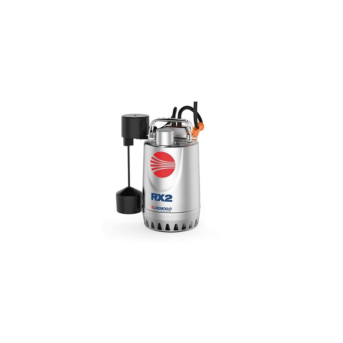 Pompa submersibila apa curata Pedrollo RX 2 trifazata