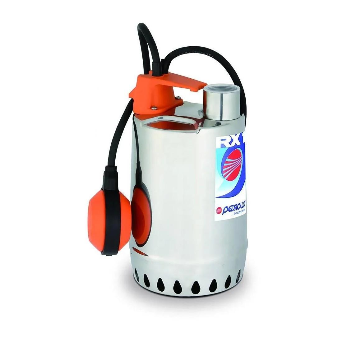 Pompa submersibila apa usor murdara cu plutitor magnetic Pedrollo RXm 4-GM monofazata
