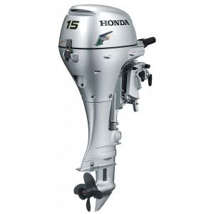 Motor de barcă Honda BF15 LHSU, cizmă lungă, 15 CP