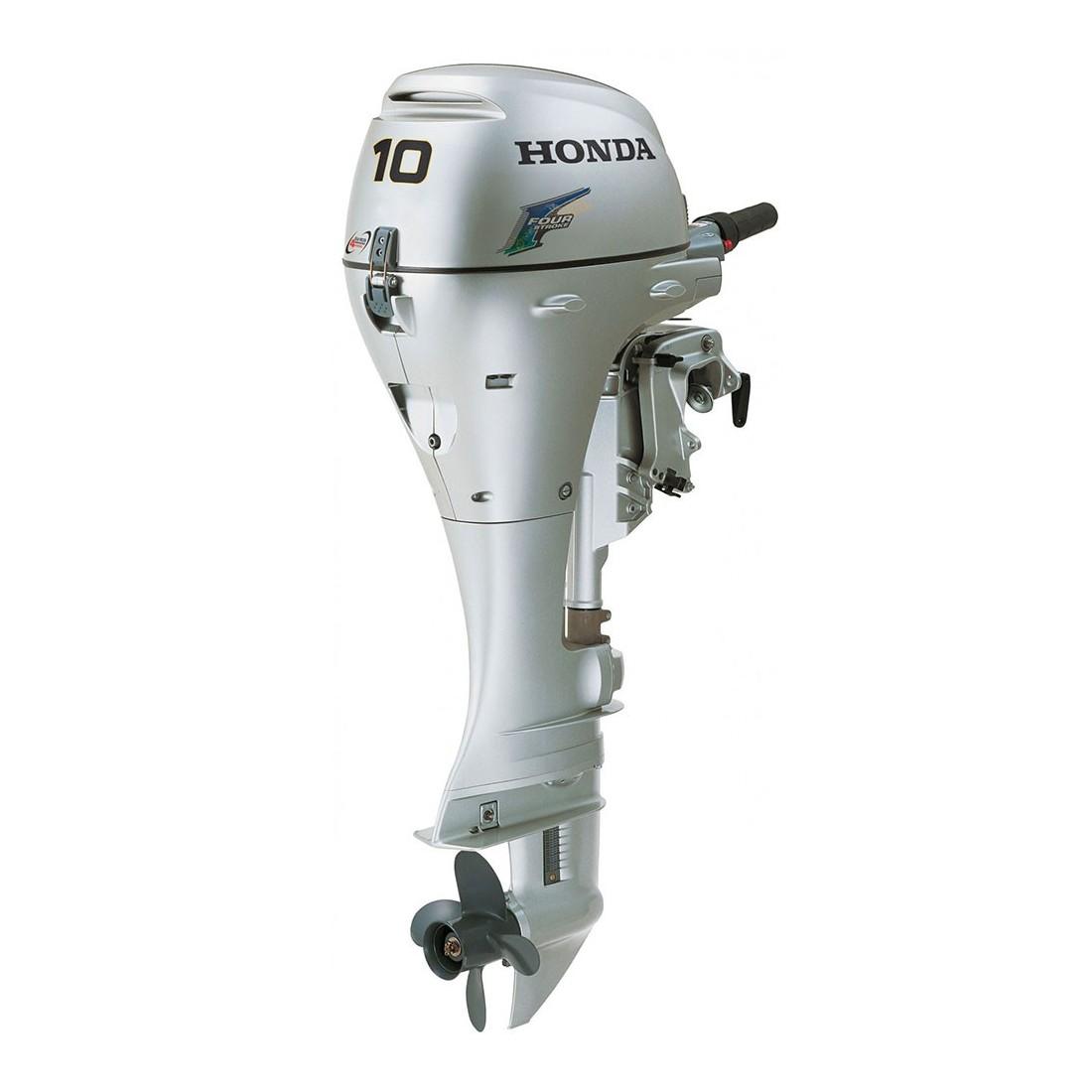 Motor de barcă Honda BF10 SRU, cizmă scurtă, 10 CP