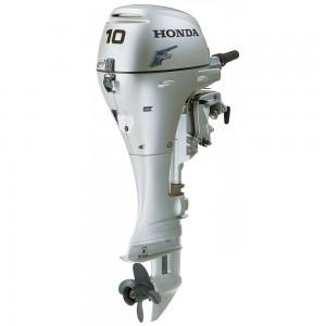 Motor de barcă Honda BF10 LRU, cizmă lungă, 10 CP