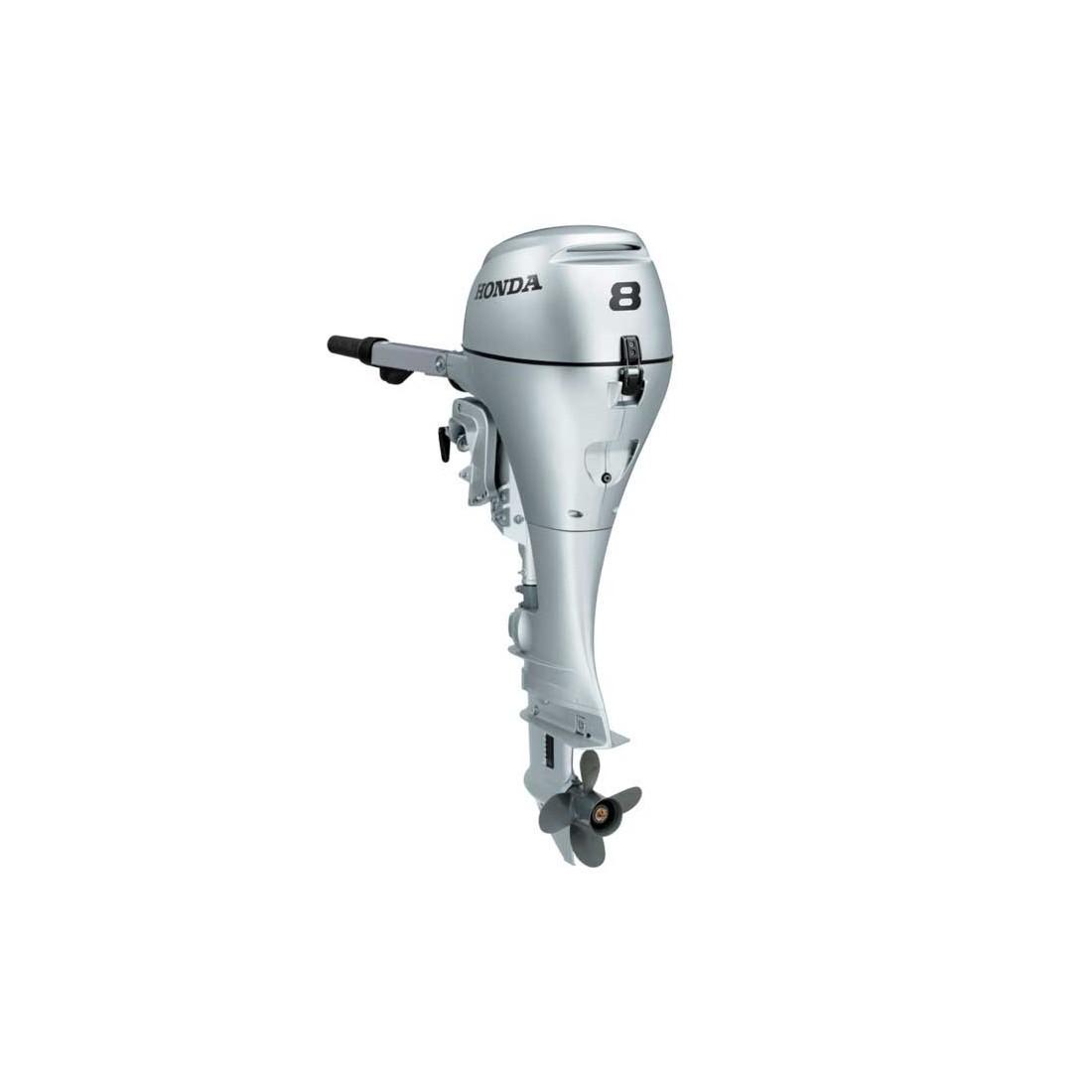Motor de barcă Honda BF8 LHU, cizmă lungă, 8 CP