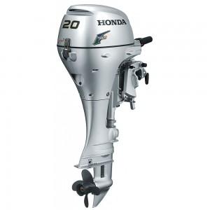 Motor de barcă Honda BF20 LHSU, cizmă lungă, 20 CP