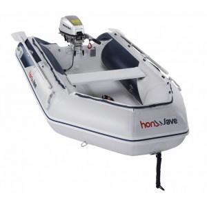 Barcă pneumatică cu podina de înaltă presiune Honda Honwave T27-IE2, 2.67 metri