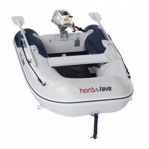 Barcă pneumatică cu podina segmentată Honda Honwave T20-SE2, 2 metri